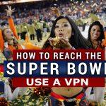 Super Bowl live stream