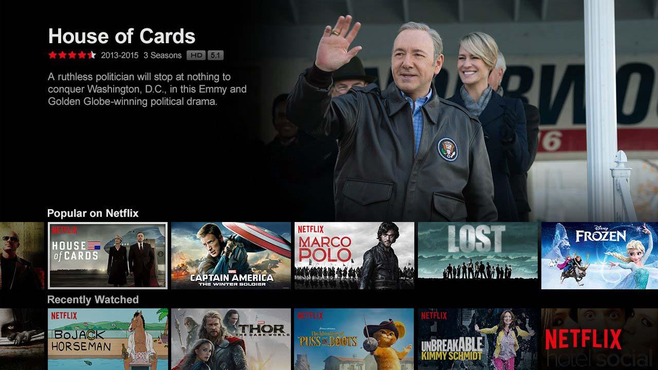 VPN für Netflix Deutschland