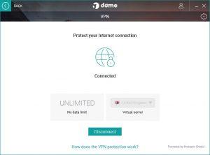 Panda VPN Erfahrung antivirus