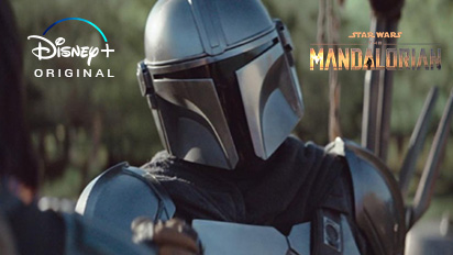 the mandalorian disney serie