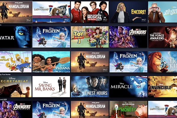 disneyplus shows