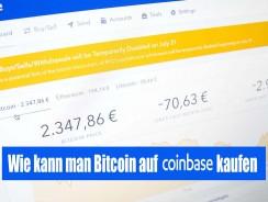 Coinbase Erfahrungen | Wie funktioniert Bitcoin Coinbase?