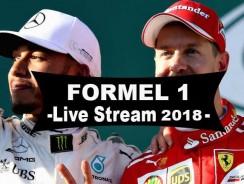 Formel 1 Live Stream 2018 | Alle F1 Rennen streamen