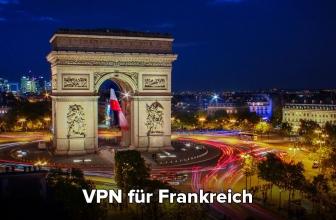 VPN für Frankreich: So kannst du französische Sender entsperren!