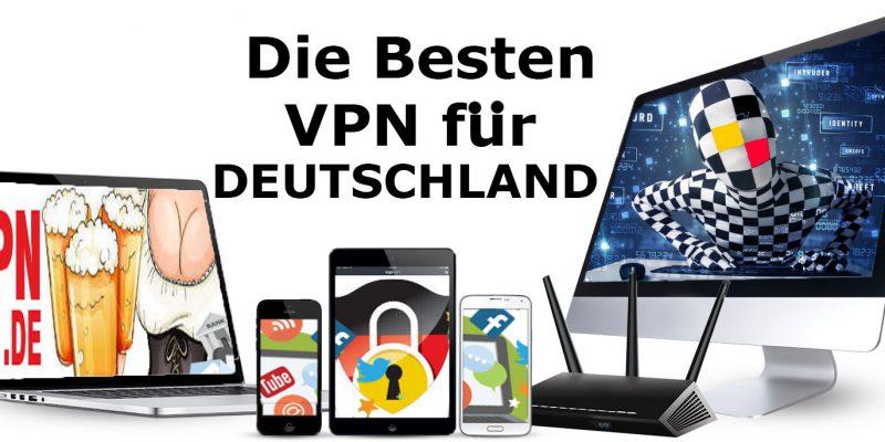 VPN Deutschland | Internet fernsehen
