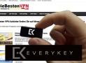 EverykeyTest | Wie funktioniert der Everykey Passwort Manager Hardware