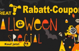 CyberGhost Halloween Rabatt Coupon 2021