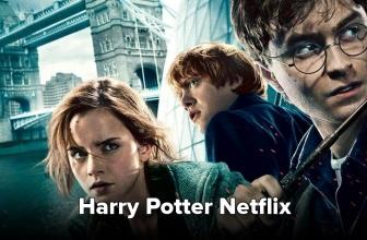 Harry Potter auf Netflix anschauen: So geht's kinderleicht!