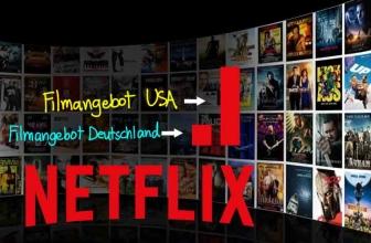 Netflix USA schauen, so funktioniert es (Samstag 11 Oktober, 2021)