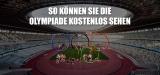 Olympische Sommerspiele 2021: Kostenloser Livestream von überall auf der Welt