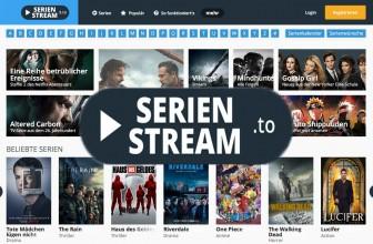 Ist serienstream to legal | TV-Serien streamen in Deutschland