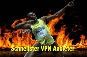Wie ist Schnellster VPN Anbieter lesen Sie hier VPN Geschwindigkeit im Vergleich