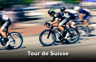 Wie kann ich den Tour de Swiss Live Stream in Deutschland gucken?